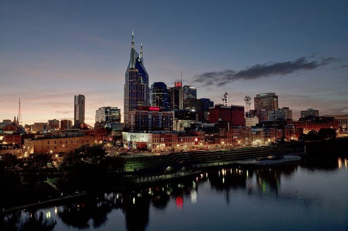 Nashville – CANCELLED