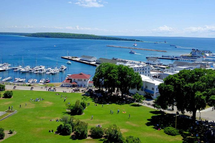 Mackinac Island – CANCELLED
