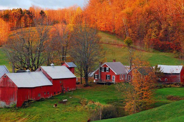 Beautiful Vermont